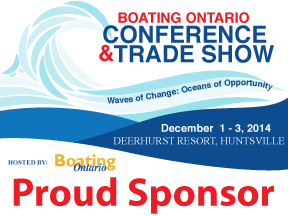 Boating Industry Canada Sponsors the Boating Ontario Conference