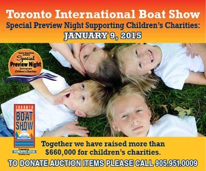 Toronto Boat Show 2015