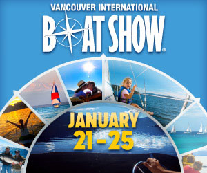 TVancouver Boat Show 2015