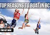 Boating BC Calendar