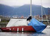 False Creek Boat