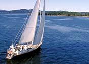 Boating In BC