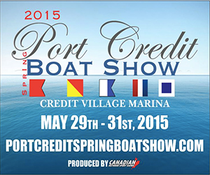 Port Credit In Water Boat Show