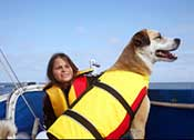 BC Boating Safety Lifejacket