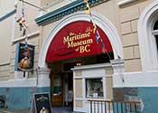 Maritime Museum BC New