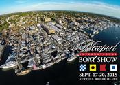 Newport Boat Show 2015