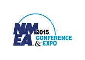 2015 NMEA Conference Logo Aqua