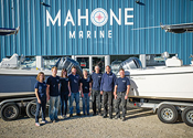 Mahone Marine Team