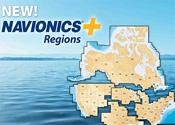 Navionics Regions