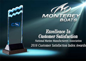 Monterey Boats CSI Awards