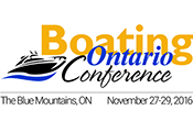 Boating Ontario Conference logo 2016