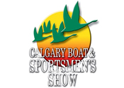 Calgary Boat and Sportsmen's Show Logo