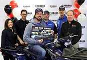 Win Your Yamaha Winner