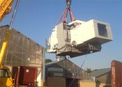 Vesconite CNC Mill