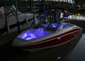 Grote XTL LED Lights Blue
