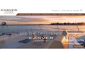 Carver yachts Website