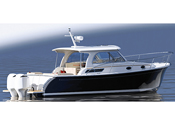 Back Cove Yachts 340 Outboard