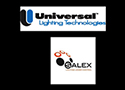 Universal + Salex Logos
