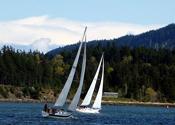 Deep Cove Yacht Club Racing