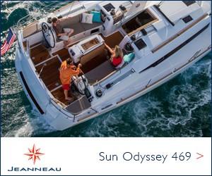 Jeanneau America Sail