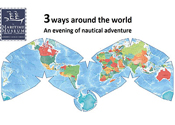 3-ways Around World
