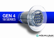 Aquqluma LED 18 Series