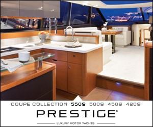 Jeanneau Prestige Yachts