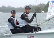 Canadian 470 Sailors