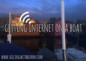 Getting Internet On A Boat