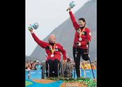 Medal Winners Mcroberts
