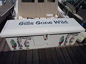 Gills gone wild