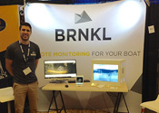 BRNKL Booth