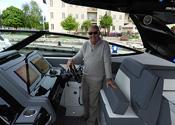 John Armstrong on Cruisers 38GLS