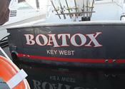 POTW Boat Name