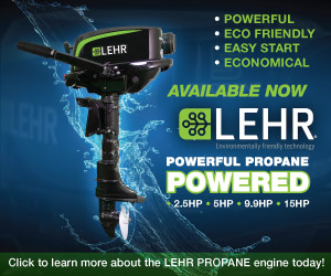 Lehr Propane Outboards