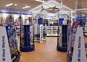 West Marine Opens Store