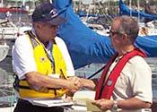 CPS Vessel Courtesy Check