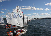 Canadian Optimist Dinghy Championships