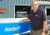 Andre Naden Passing