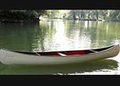 Lightweight Sports Canoe
