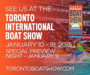 2015 Toronto Boat Show