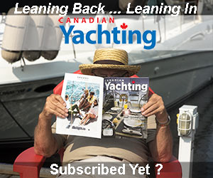 Subscribe to Canadian Yachting magazine