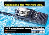 VHF Contest Winners