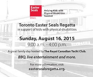 Easter Seals Regatta - Ontario