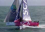 Ocean racing foils
