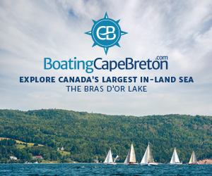 Boating Cape Breton
