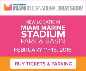 Miami Boat Show 2016