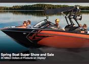 Calgary Boat Show