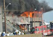 Annapolis Yacht Club Fire