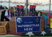 Clean Regattas Sailing Green